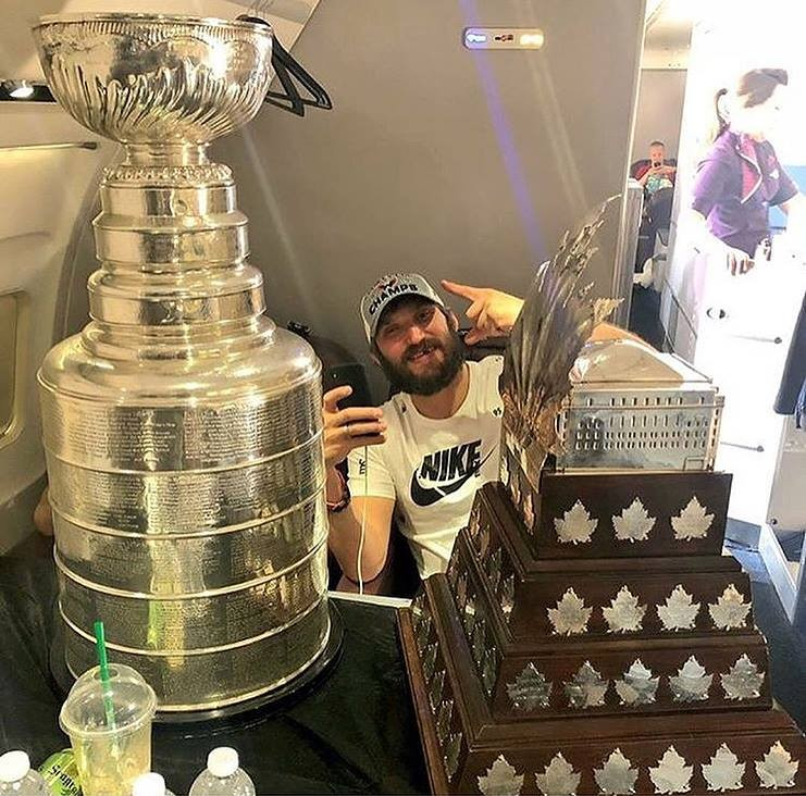 Oveckin Stanley Cup